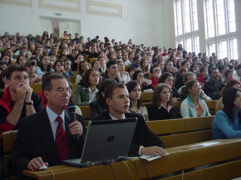 Deschiderea anului universitar